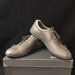 New Ecco Women's Babett Tie Flat shoes